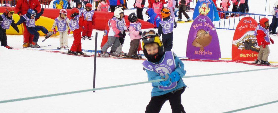 Nauka jazdy na nartach dla dzieci – instruktor czy przedszkole narciarskie?