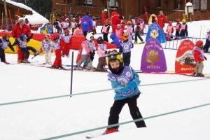 najlepsze przedszkole narciarskie