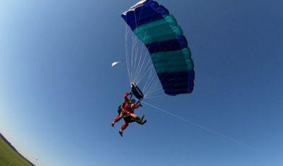 skok ze spadochronem Poznań