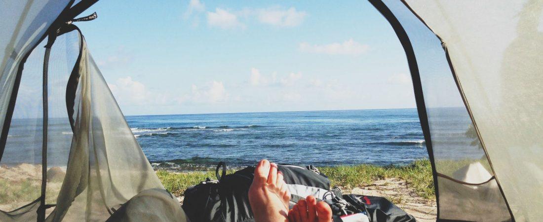 Namiot na rodzinny wypad oraz działkę rekreacyjną