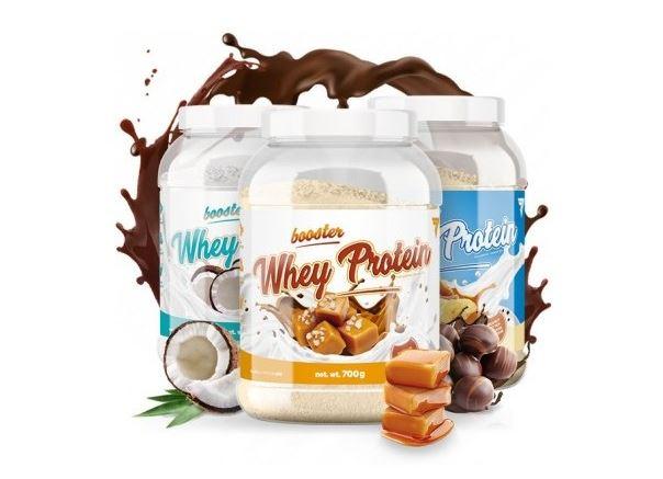 Co daje odżywka białkowa?